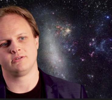 Lucas bij KNAW - Faces of Science